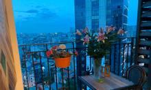 Bán căn hộ 2PN 79m2 tầng cao view thành phố, dự án HDI 55 Lê Đại Hành