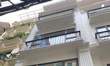 Bán nhà Chùa Láng 60m2, 6 tầng, kinh doanh sầm uất, 8 phòng cho thuê.