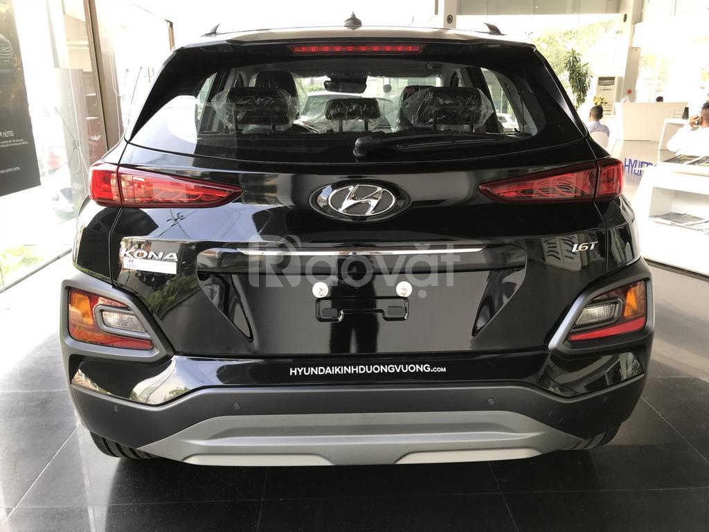 Xe Hyundai Kona 1.6AT Turbo đủ màu, sẵn xe giao