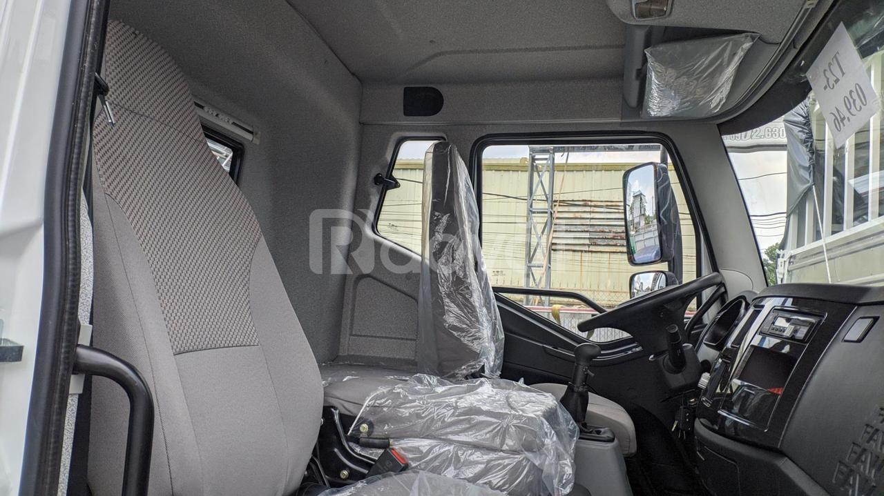 Bán xe tải 8 tấn Trung Quốc giá rẻ thùng dài 9m7 mau thu hồi vốn