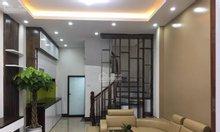 Nhà mới Phú Thượng, Tây Hồ 35m2 xây 5 tầng, gần đường ôtô
