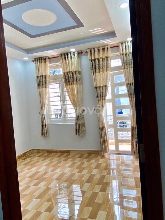 Tôi cho thuê NC 3 lầu, mới đẹp, đường Nguyễn Văn Nghi