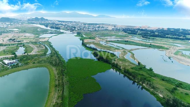 Đất nền Biệt Thự mặt Sông Cổ Cò, ven biển