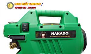 Máy xịt rửa xe cao áp Nakada 2300