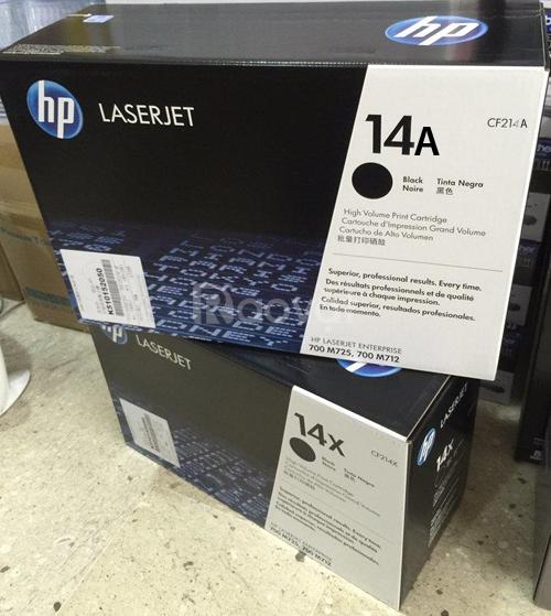 Hộp mực in HP 14A (CF214A)