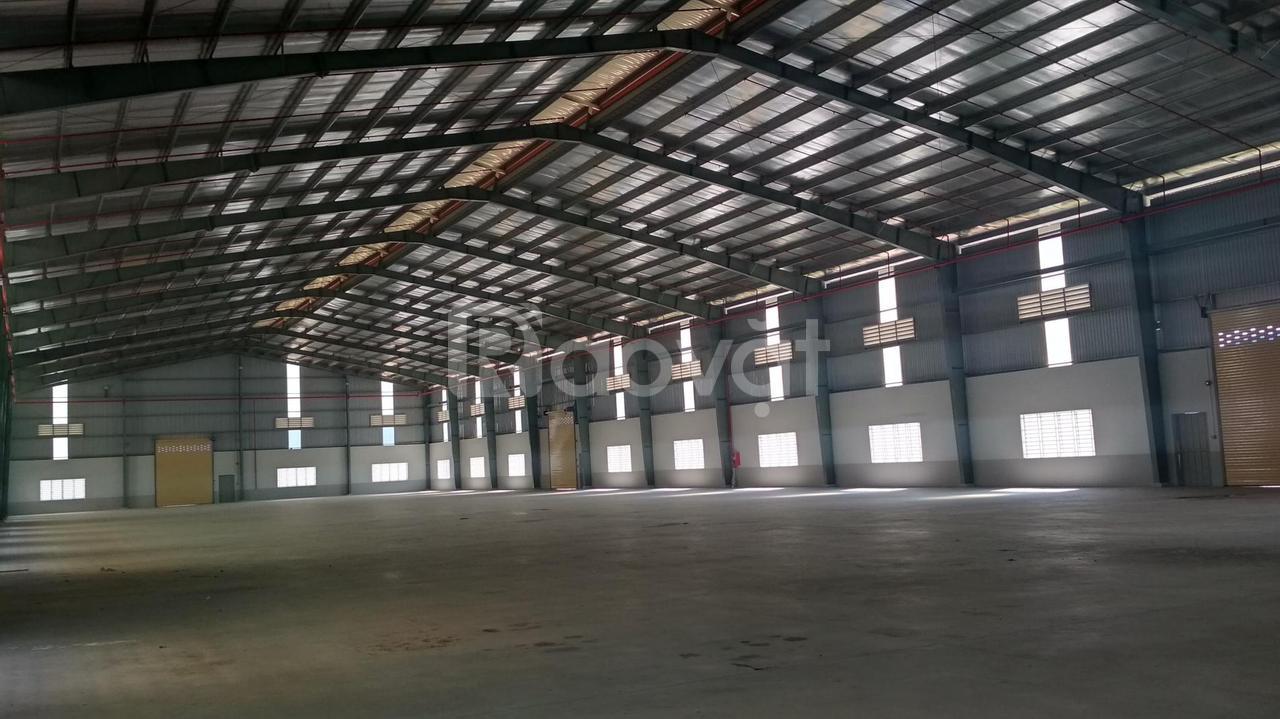 Dịch vụ cho thuê nhà xưởng KCN Tân Bình, giá rẻ, đa dạng diện tích