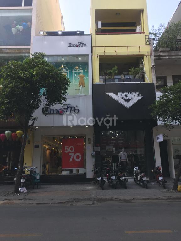 Bán MT Nguyễn Trãi, P Bến Thành, Q1