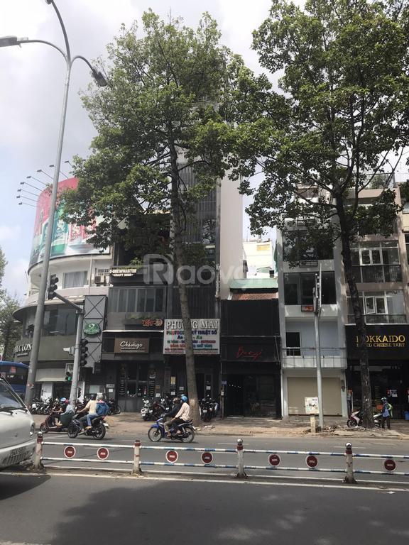 Bán Building 6 tầng, MT Nguyễn Thái Học