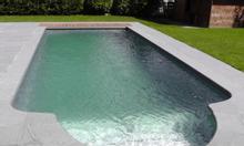 Bể bơi composite frp có khu masage