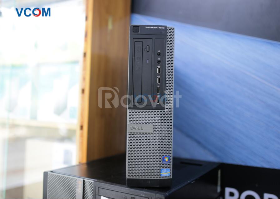 Máy tính Dell Optiplex 7010 SFF, core i7, cho văn phòng, gia đình