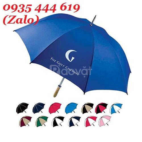 Ô dù cầm tay in logo làm quà tặng khách hàng ở Đà Nẵng