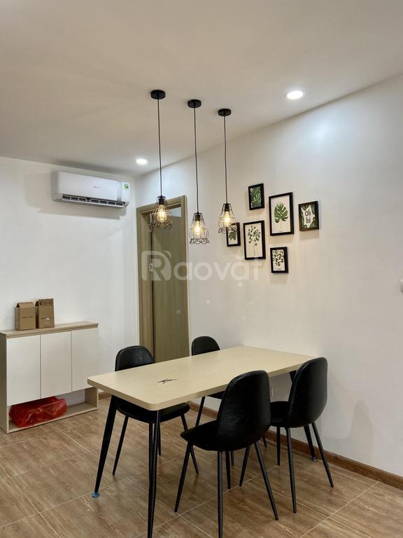 Cần cho thuê căn 2PN full đồ, ở Samsora Chu Văn An, HĐ