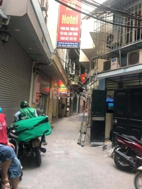 Bán đất nhà phố Lê Duẩn, Đống Đa, 60m, MT 5m
