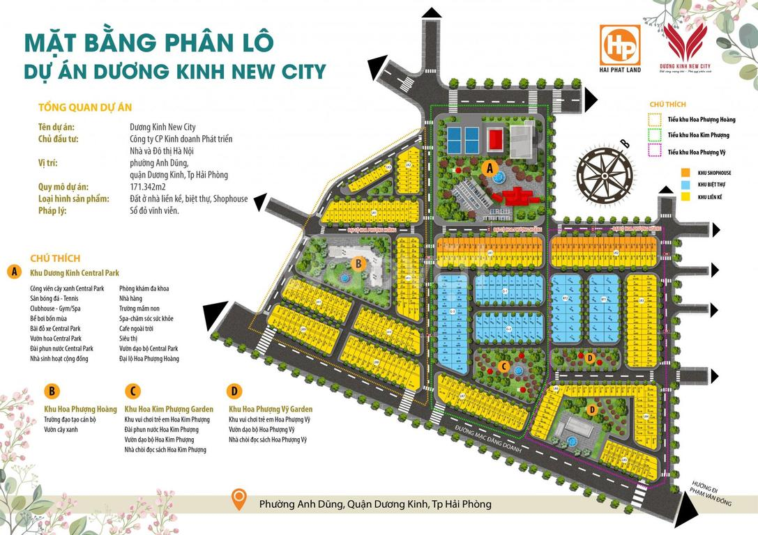 Đất nền Dương Kinh New City, giá rẻ, CK cao