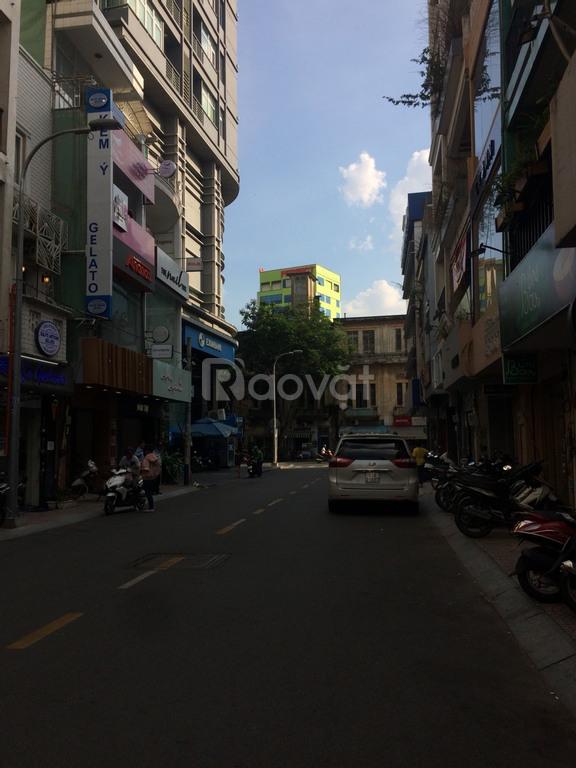 Nhà MT Đặng Thị Nhu, DT 4.2x17m, 6 tầng