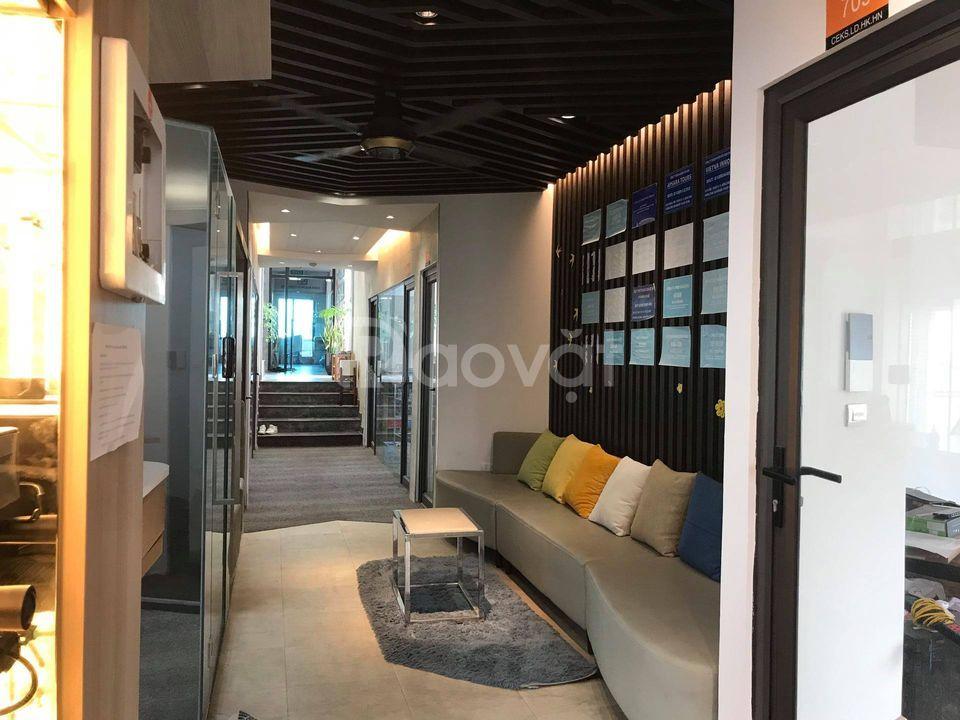 Cho thuê văn phòng, trọn gói 15m² tại Lê Duẩn