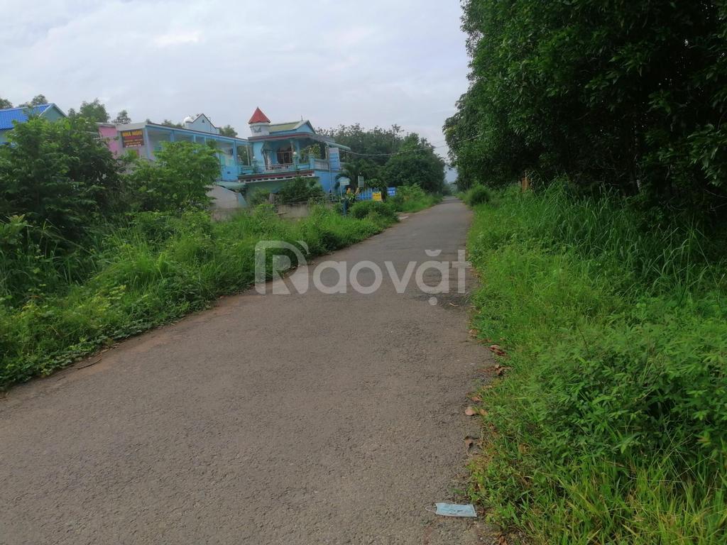 Mặt tiền đường nhựa KP4 Hắc Dịch, cách TĐC 100m