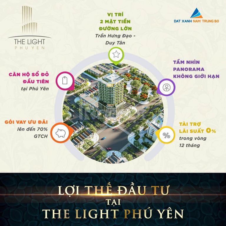 Sống xanh, sống đẳng cấp chỉ có tại The Light Phú Yên
