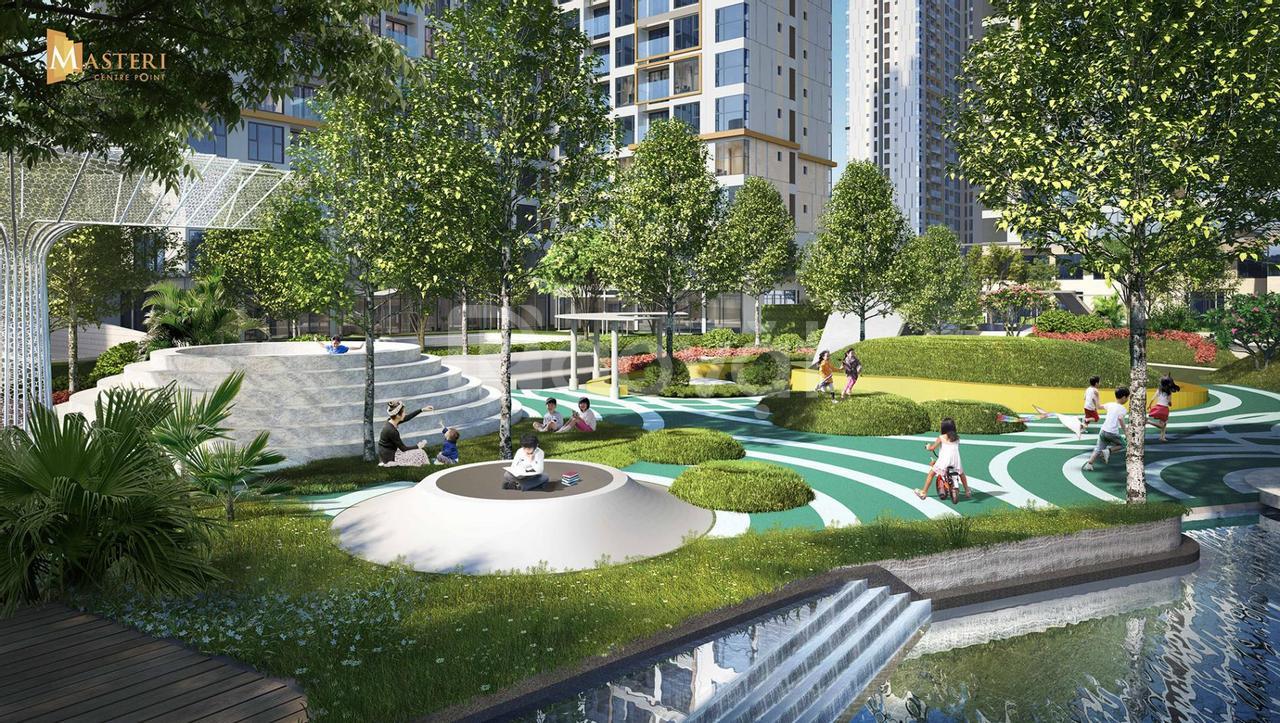 Căn hộ Compound Masteri Centre Point, TT 30% nhận nhà