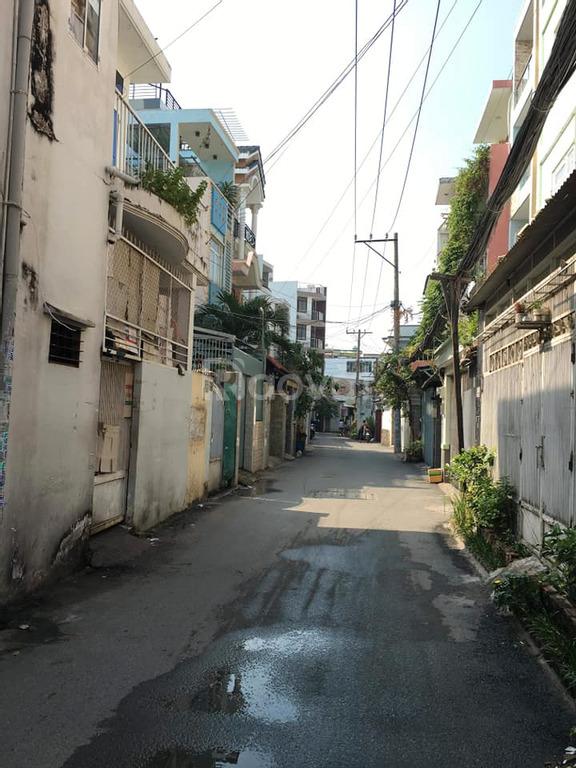 Bán nhà Nguyễn Văn Đậu trung tâm, quận Bình Thạnh