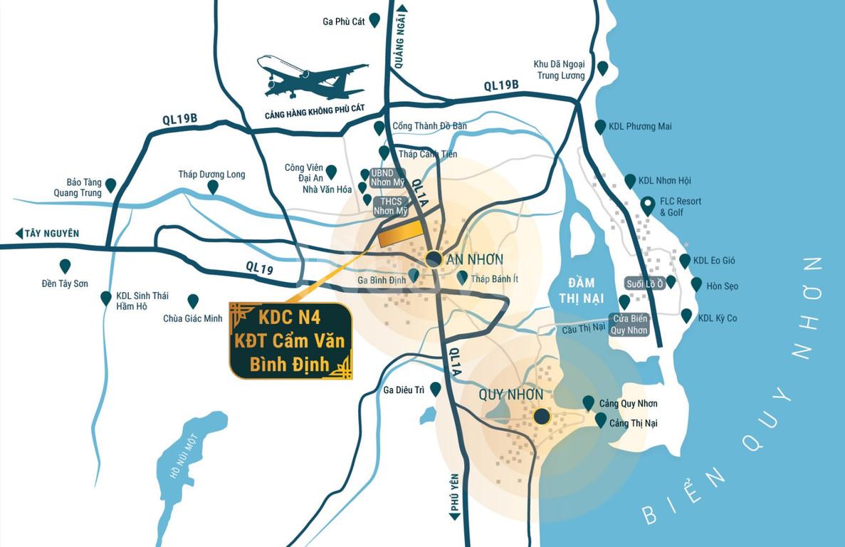 KDT Cẩm Văn, khu vực vàng đầu tư bất động sản 2020