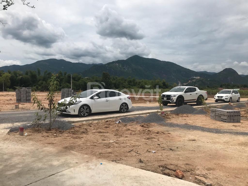 Đất sổ hồng, 100% thổ cư Bình Lộc Diên Khánh giá hấp dẫn