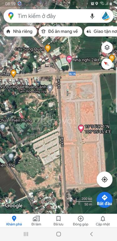 Đất nền khu đô thị An Nhơn, vị trí an cư lập nghiệp