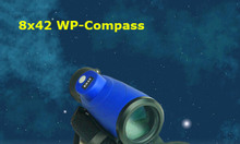 Ống nhòm một mắt 8×42 WP Compass