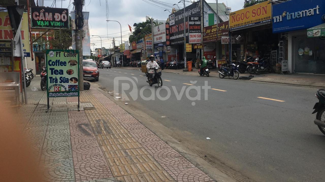 Cho thuê mặt bằng 314 Nguyễn Ảnh Thủ, Q12, gần chợ Hiệp Thành