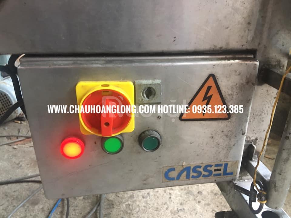 Sửa máy dò kim loại Cassel