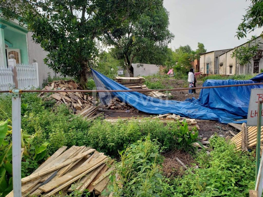 Bán đất 1103m2 sau chợ Mỹ Xuân mới, thị xã Phú Mỹ, nở hậu
