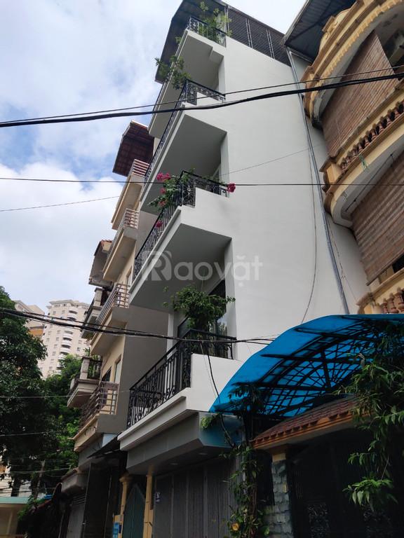 Bán nhà Khương Trung, ôtô đỗ cửa, kinh doanh tốt, 32m2x5T
