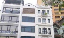 Cho thuê mặt phố Khúc Thừa Dụ, DT 56m2 x 7 tầng