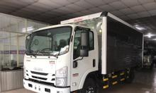 Xe Isuzu 3.9 tấn, thùng kín 5.2m, KM máy lạnh, 9 phiếu bảo dưỡng