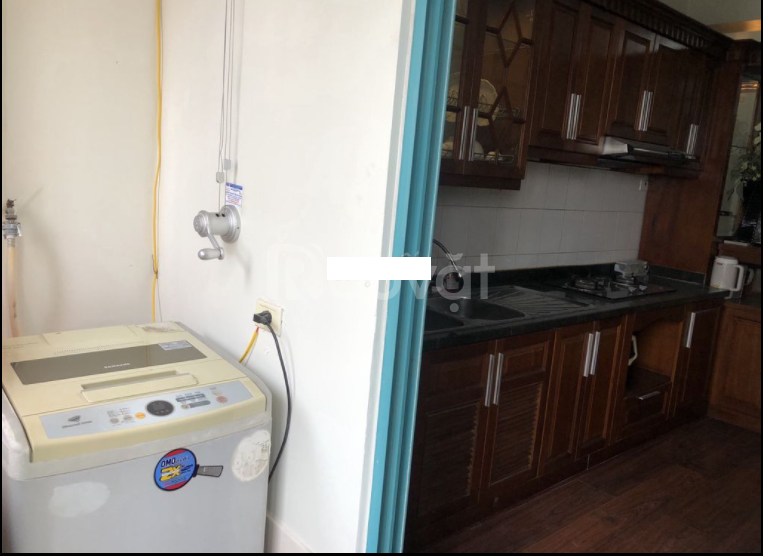 Cho thuê chung cư CT9 Mỹ Đình Sông Đà, Phạm Hùng, DT80m, 2PN full đồ