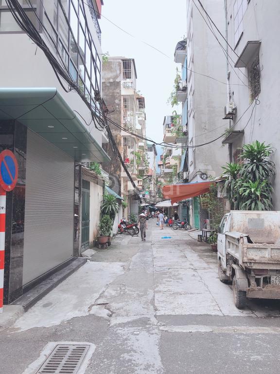 Bán nhà phân lô ngõ 51 Lãng Yên, Hai Bà Trưng, 48m2x5T, ô tô