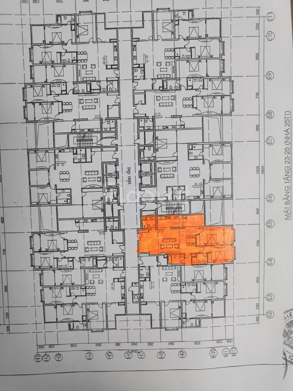 Cho thuê/bán căn hộ N05 Trung Hòa Nhân Chính