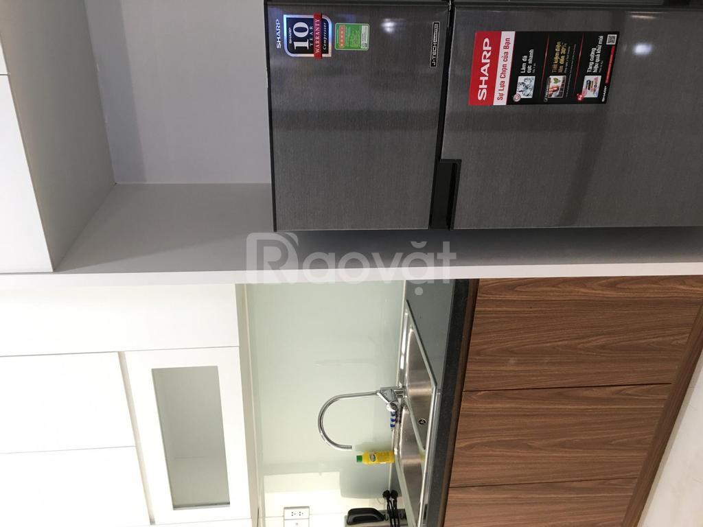 Cho thuê căn hộ chung cư Him Lam Phú An, 2PN, full nội thất cao cấp