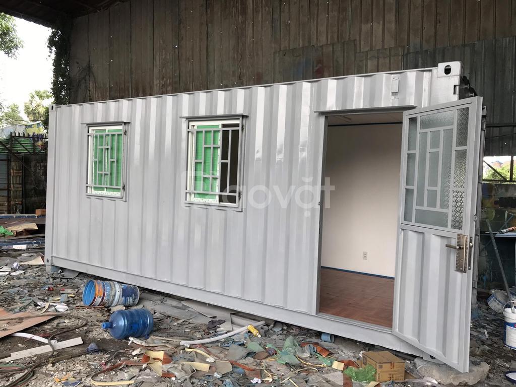 Mua bán, cho thuê Container văn phòng giá rẻ khu vực miền nam