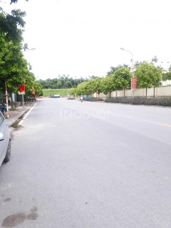 Bán 47m2 đất thổ cư hai mặt ngõ ô tô vị trí cạnh Trường trung học Phúc Lợi
