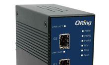 IES-3082GP: Switch công nghiệp Ethernet được quản lý 10 cổng