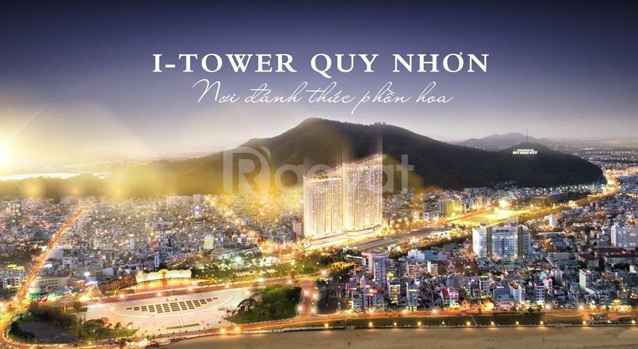 Toà tháp đôi I Tower, biểu tượng mới của Quy Nhơn