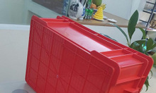 Hộp nhựa B4, hộp nhựa có nắp đựng linh kiện
