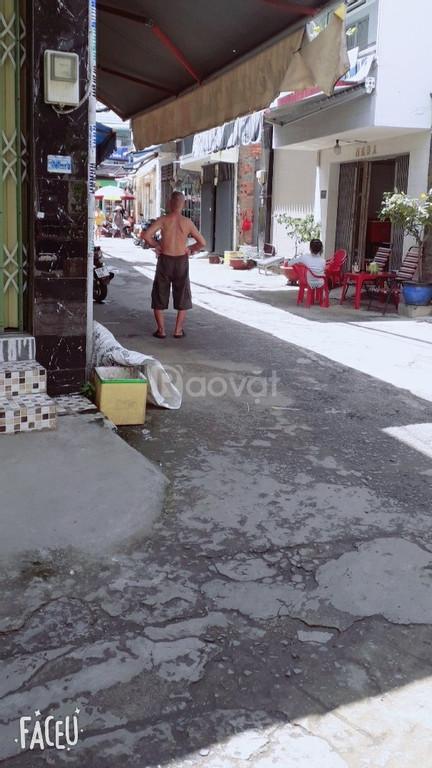 Bán nhà hẻm 25m2, quận Bình Tân, giá rẻ