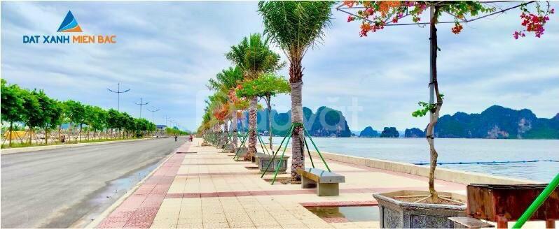 Đất nền sổ đỏ đường bao biển Cẩm Phả, Quảng Ninh