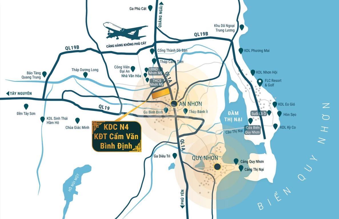 Sự thật chẳng ai biết về dự án đất nền sổ đỏ khu đô thị Cẩm Văn