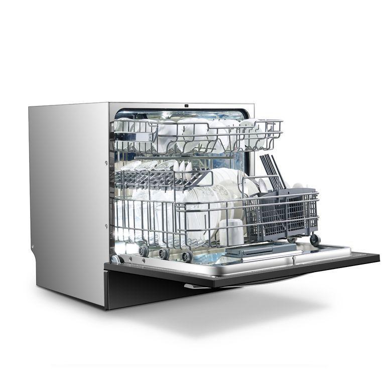 máy rửa bát nhập khẩu Spelier Sp 08UV-OZON