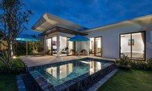 Biệt thự biển Melia Hồ Tràm, căn villa có hồ bơi riêng sổ