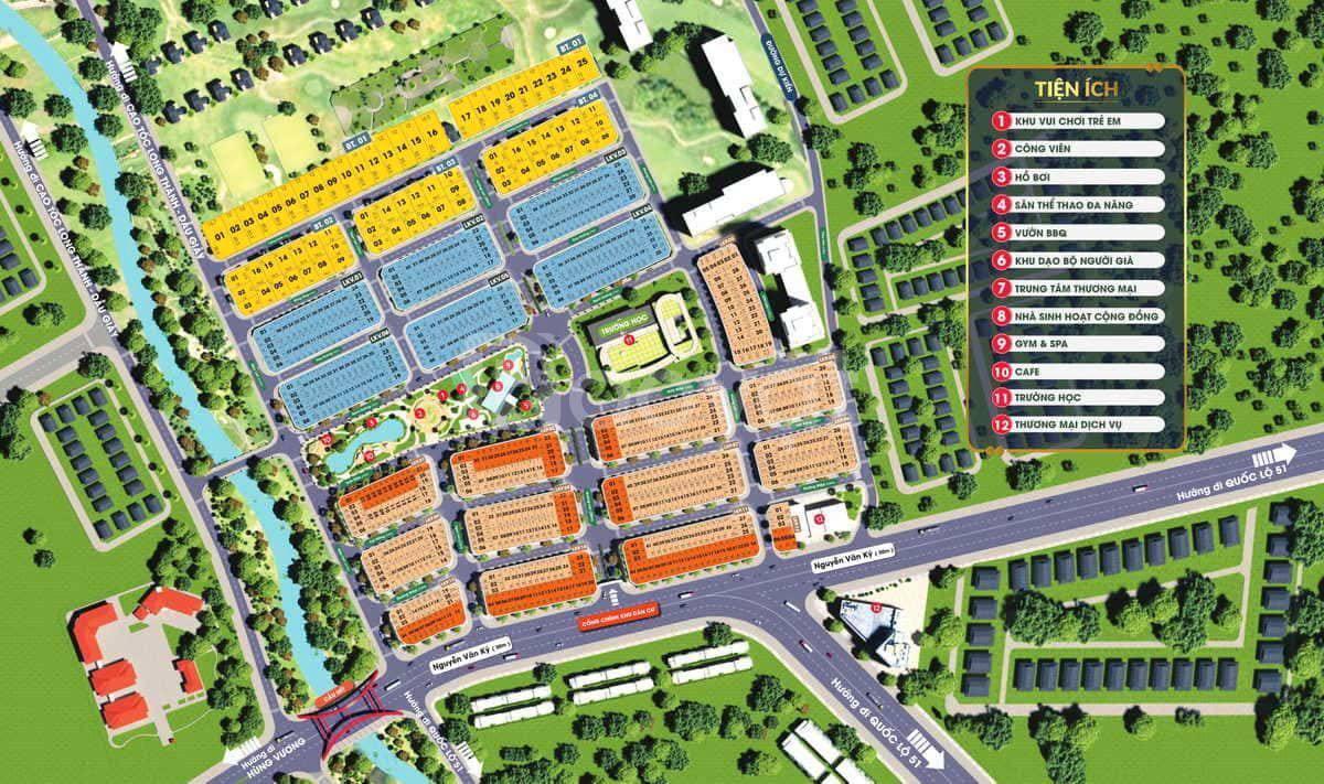 Ngộp vốn cần nhượng lại gấp lô đất trung tâm Nhơn Trạch