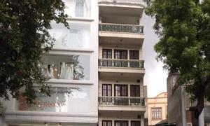 Cho thuê nhà tại Duy Tân, Cầu Giấy, 4 tầng, 65m2